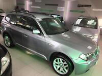 2005 BMW X3 2.0i 2006MY M Sport