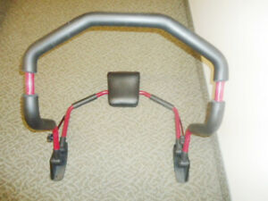 The Ab Roller - Ultimat Abdominal Cruncher - Excellent Condition