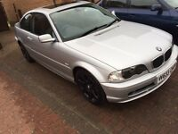 BMW 318 CI 2 Ltr petrol