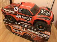 1/5 petrol Hpi Baja 5sc ss version 26cc ready to go