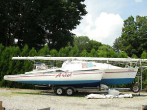 ***REDUCED*** $15000  1996 Contour 30 MKII Trimaran