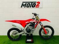 2021 HONDA CRF 250 MOTORCROSS BIKE *UNUSED BIKE* CRF KXF YZF SXF FC RMZ