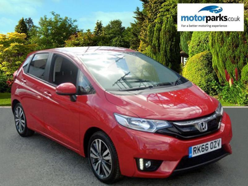 2016 Honda Jazz 13 Ex Navi 5dr Manual Petrol Hatchback In Horley