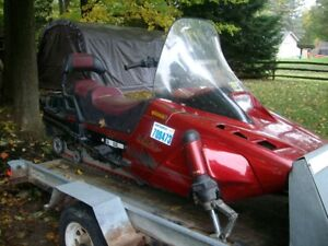 Yamaha Trapper For Sale