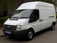61(11) FORD TRANSIT 2.2 FWD 350 LWB HIGH ROOF 115 BHP 6 SPEED EURO 5