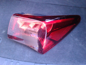 Acura tlx taillight
