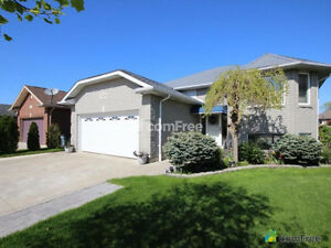 Just Listed! Raised ranch house for sale with In-ground pool