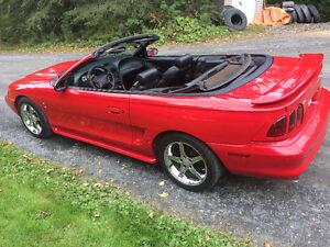 Mustang Cobra Svt 1997 cabriolet