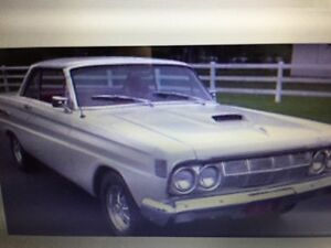 Looking for parts- 1964 Comet