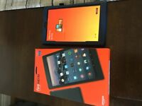 Amazon fire 10 tablet hd with Alexa