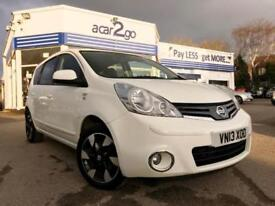 2013 Nissan NOTE N-TEC PLUS Manual MPV