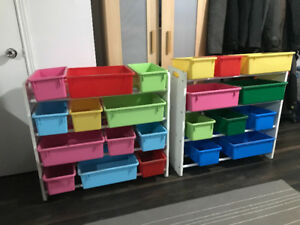 Honey Can Do - Toy Organizer