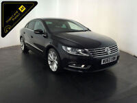 2013 63 VOLKSWAGEN CC GT BLUEMOTION TECHNOLOGY 1 OWNER SERVICE HISTORY FINANCE
