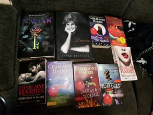 Books $2 each in good used condition
