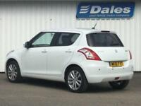 2016 Suzuki Swift 1.2 SZ4 [Nav] 5dr 5 door Hatchback