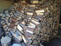 Firewood Delivered Edmonton & Area TAMARACK truckload 150$