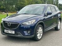 2013 Mazda CX-5 2.2 SKYACTIV-D Sport 4WD 5dr SUV Diesel Automatic