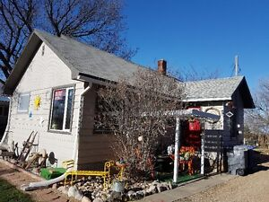 Doll House For Sale in Quiet Downtown Richmound, Sask