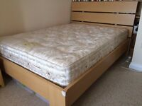 1700 pocket springs DOUBLE MATTRESS, like new condition