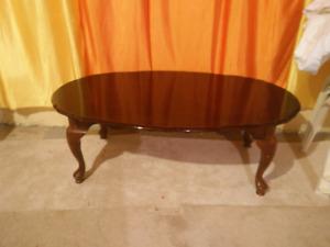 Cofee table set