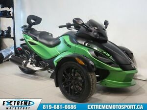 2012 Can-Am Spyder RS-S SM5 57,60$/SEMAINE