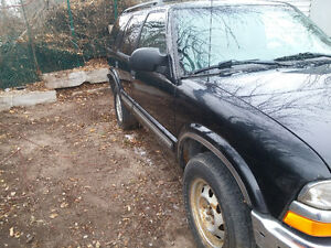 1999 Chevrolet Blazer 4.3L 4X4 SUV Peterborough Peterborough Area image 4