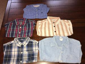 Long sleeve shirts 2T boys