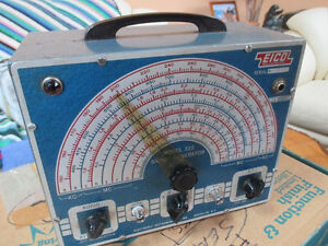 Eico Signal generator Model 322. Price reduced again. West Island Greater Montréal image 2