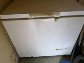 Whirlpool large chest freezer