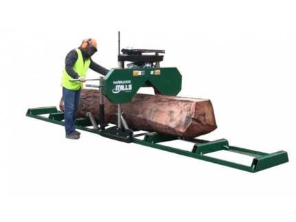 NEW PORTABLE PETROL DRIVEN SAW MILL Sydney City Inner Sydney Preview