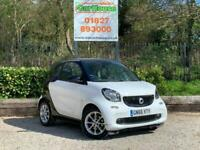 2016 66 SMART FORTWO 1.0 PASSION 2DR