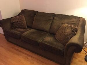 Divan/Sofa 3 place super confortable!!!