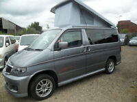 MAZDA BONGO 2004 AERO CITY RUNNER WITH SLIMLINE ROOF, 2.0 PETROL, 75K