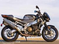 Aprilia Tuono R 2006, great condition, free service, NEW MOT, rides well