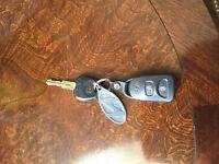Found Hyundai key and fob