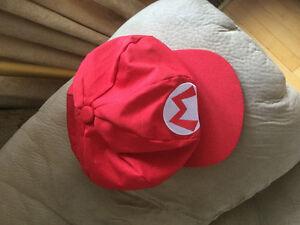 Halloween - Super Mario cap
