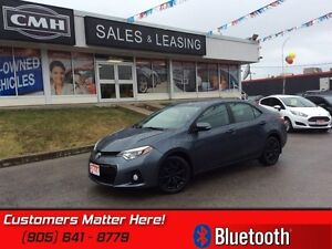 2014 Toyota Corolla   ALLOYS, POWER GROUP, HEATED SEATS, BLUETOO