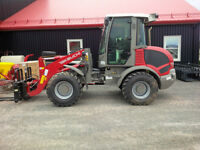 Takeuchi TW 80-2 Wheel loader
