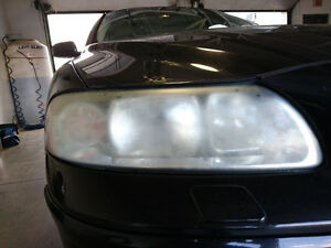 HEADLIGHT RESTORATION, THE BEST, + UV PROTECTION West Island Greater Montréal image 4