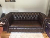 Chesterfield sofa in great condition