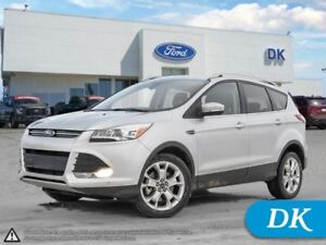 2014 Ford Escape Titanium AWD w/Leather, Moonroof, Nav, and More