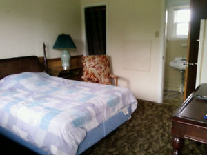 Heat, electricity, cable, wifi, furnished