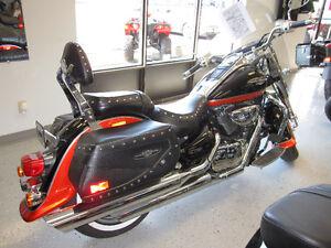 """""""New"""" 2009 Suzuki Boulevard 1500 Orange/Black TRADES CONSIDERED"""