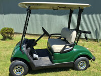 NEW YAMAHA GOLF CAR FOR SALE!