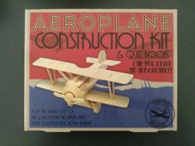 *Brand New* Aeroplane Construction Kit