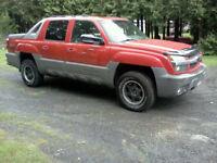 2002 Chevrolet Avalanche 5.3