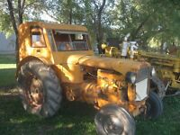 1939 Chalmers tractor
