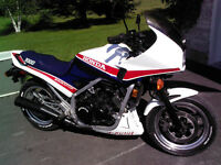 1984 Honda Interceptor 1000 with only 60k
