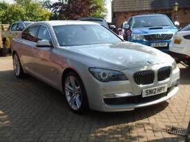 2012 BMW 730 3.0HDi Auto d M Sport Luxury Edition