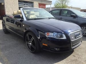 2007 AUDI A4 2.0T Comes Safety And E-Tested